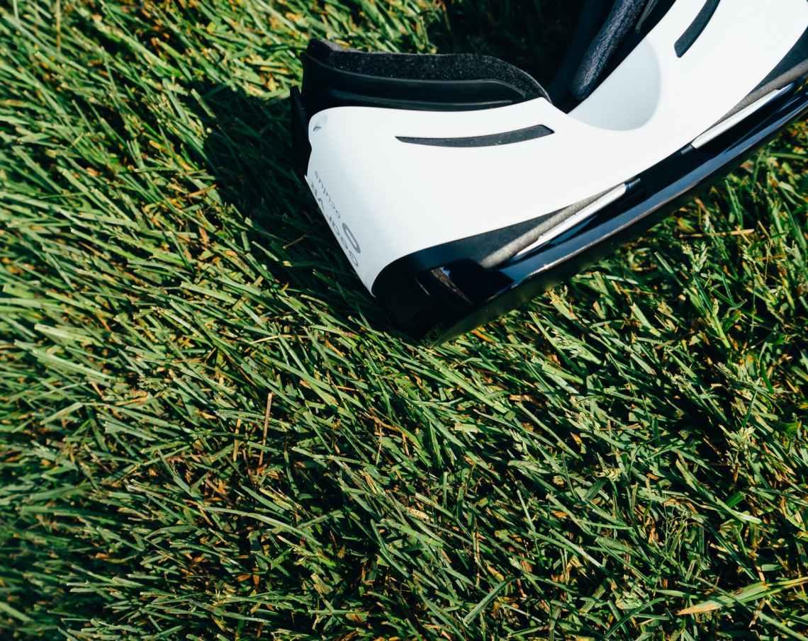 electronics grass lawn modern